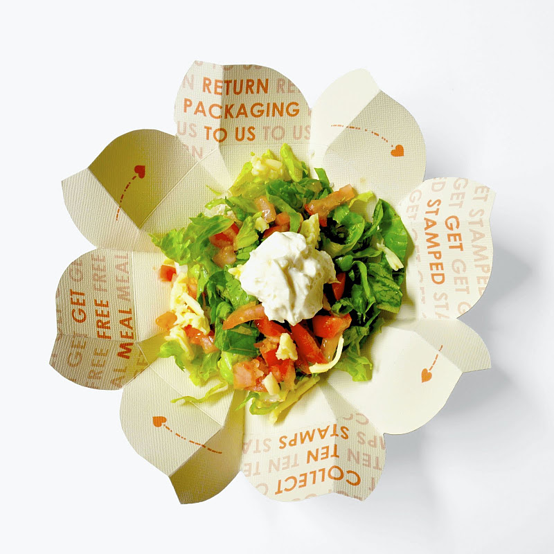 PACKAGING - Magazine cover